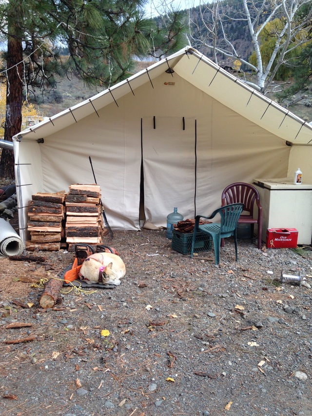 The stoke classifieds revelstoke bc for Woods prospector tent